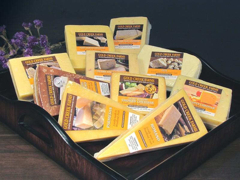 10 cheeses at a discount