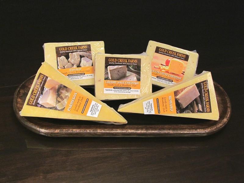 natural artisan cheese 5 pack